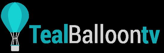 Teal Balloon Logo